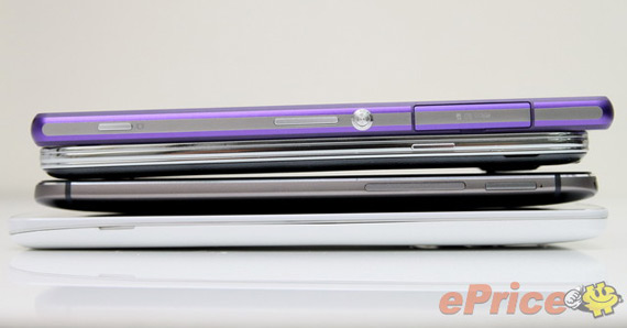 G2 Pro 2 - One M8 - Galaxy S5 - Xperia Z23