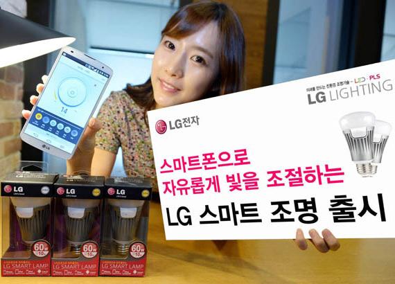 LG LED Smart Bulb