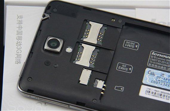 Lenovo Gold Fighter S8