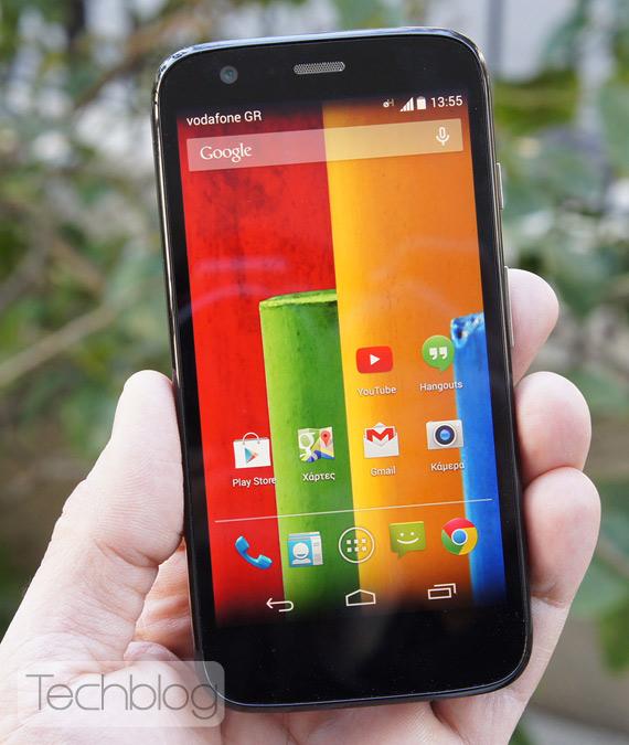 Motorola Moto G TechblogTV