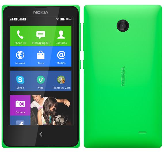 Nokia X+ πλήρη τεχνικά χαρακτηριστικά και αναβαθμίσεις