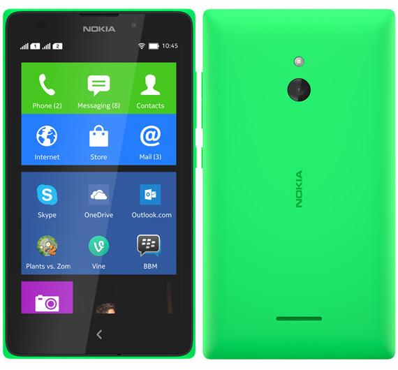 Nokia XL πλήρη τεχνικά χαρακτηριστικά και αναβαθμίσεις