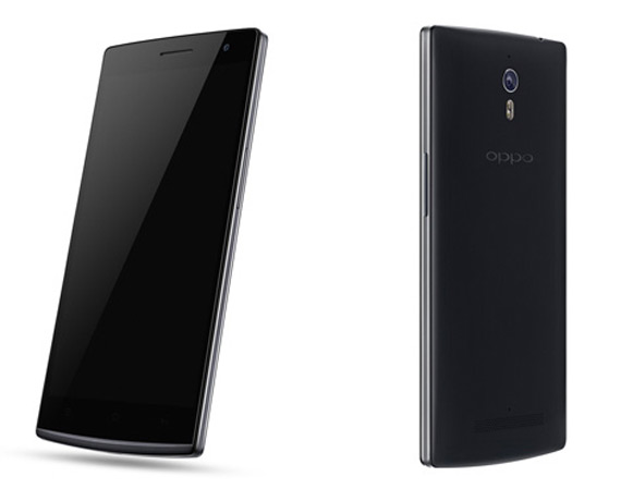 OPPO Find 7 posses leak