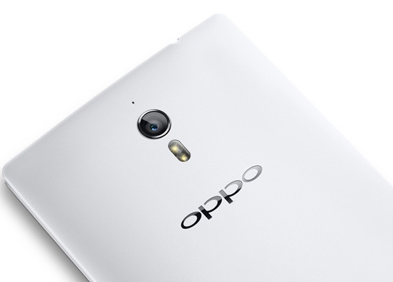 OPPO Find 7 revealed