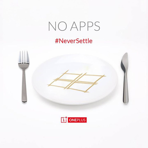 OnePlus no apps troll