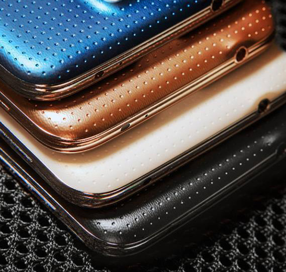 Samsung Galaxy S5 real life colours