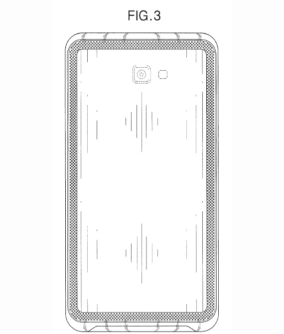 Samsung patent 21:9 aspect ratio screen