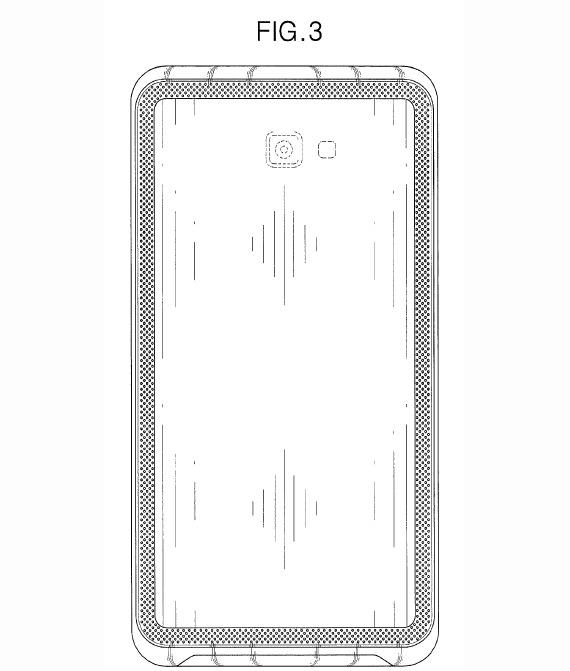Samsung patent 21:9 aspect ratio screen