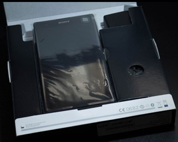 Sony Xperia T2 Ultra box