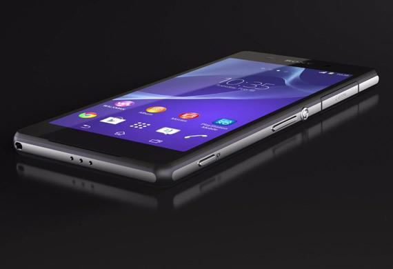 Sony Xperia Z2 beauty