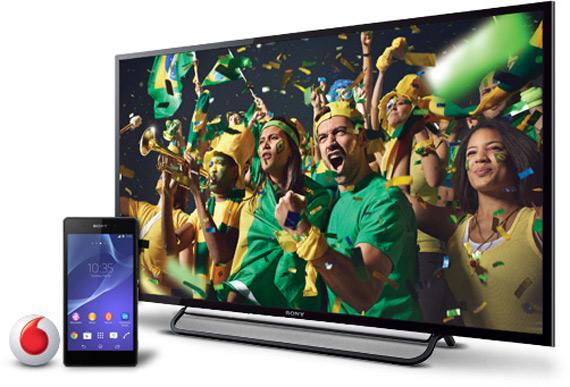 Sony Xperia Z2 gift Sony 32 TV