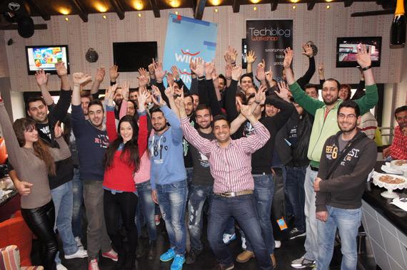 Techblog Workshop Chania