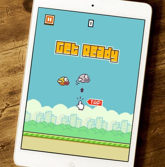 flappy bird tablet