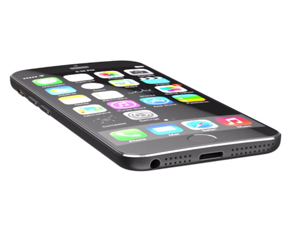 iPhone 6 concept 2014