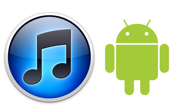 iTunes music android