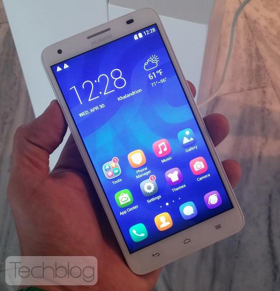 Huawei Ascend G750 WIND