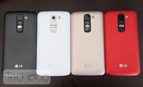 LG G2 mini colors live