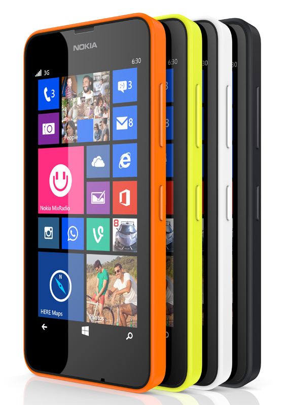 Nokia Lumia 630 revealed
