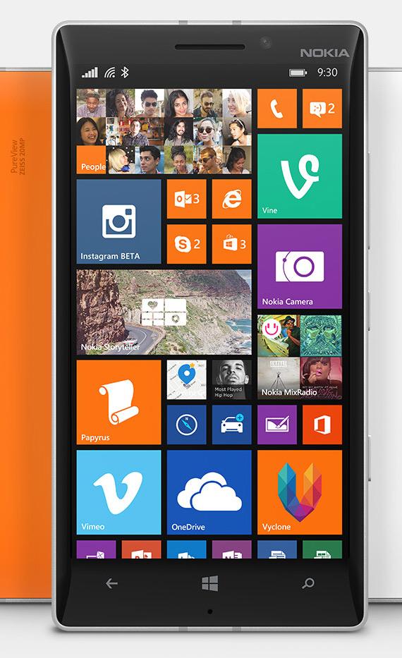 Nokia Lumia 930 revealed