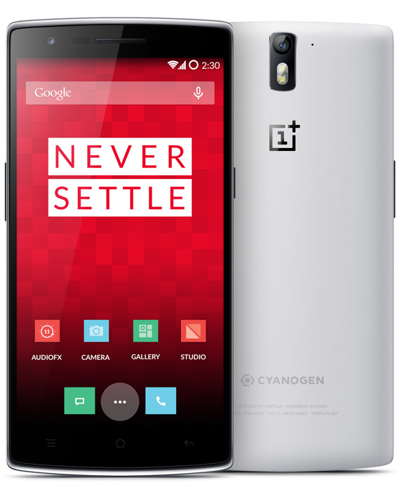 OnePlus One revealed