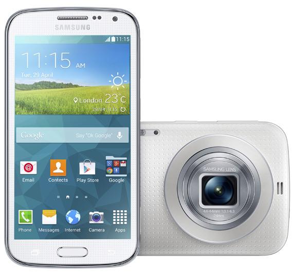 Samsung GALAXY K zoom πλήρη τεχνικά χαρακτηριστικά και αναβαθμίσεις