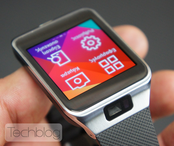 Samsung Gear 2 TechblogTV