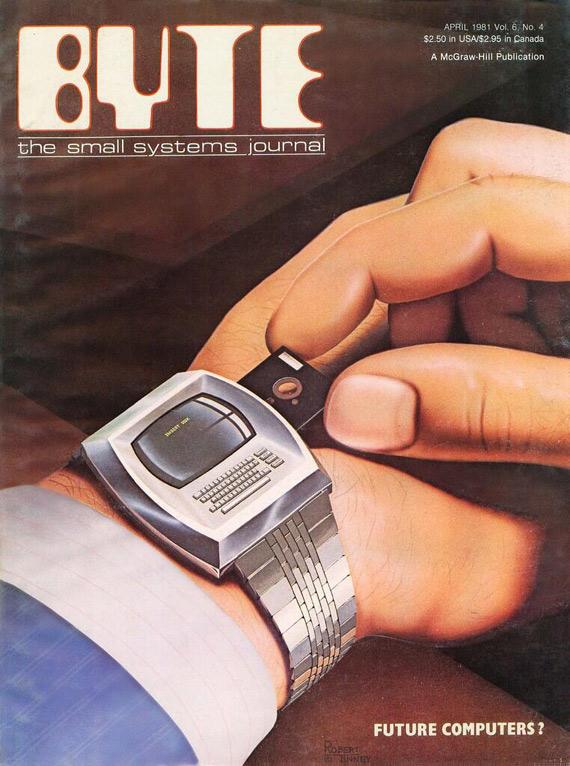 Smartwatch 1981