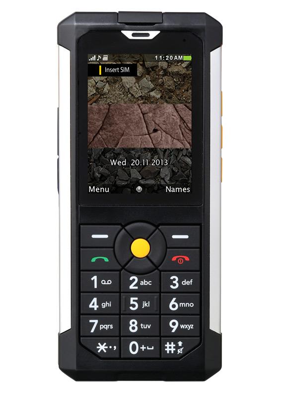 Cat B100 smartphone