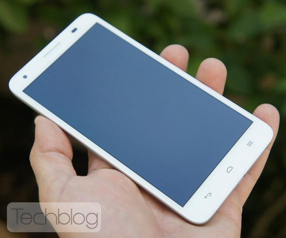Huawei Ascend G750 TechblogTV
