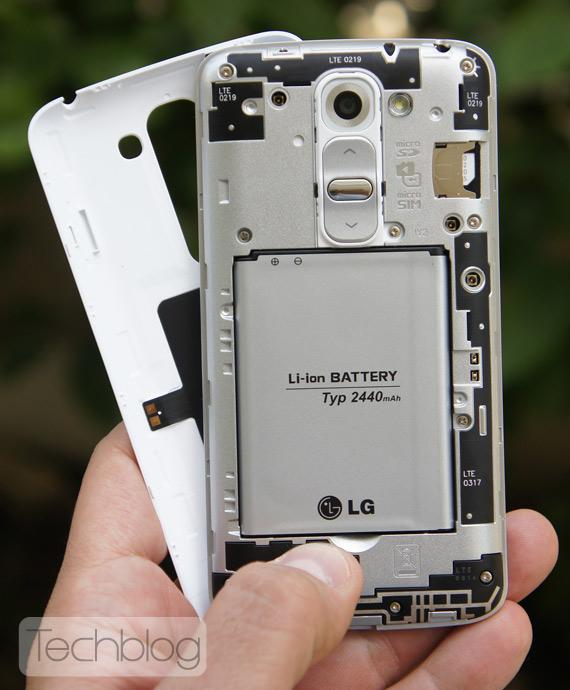 LG G2 mini TechblogTV