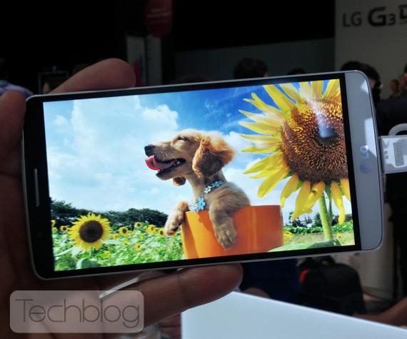 LG G3 TechblogTV