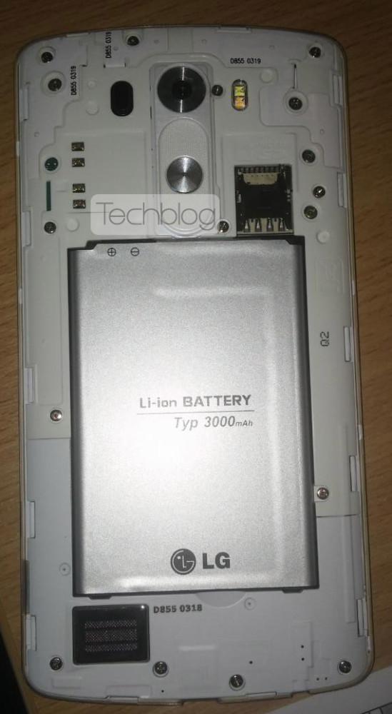 LG G3 micro SD