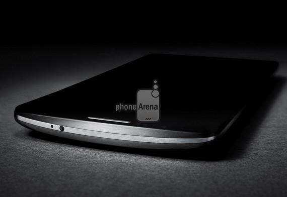LG G3 press render side