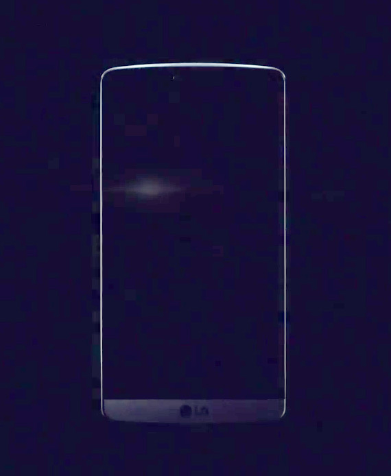 LG G3 promo