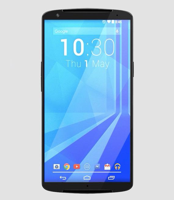Nexus 6 concept HTC