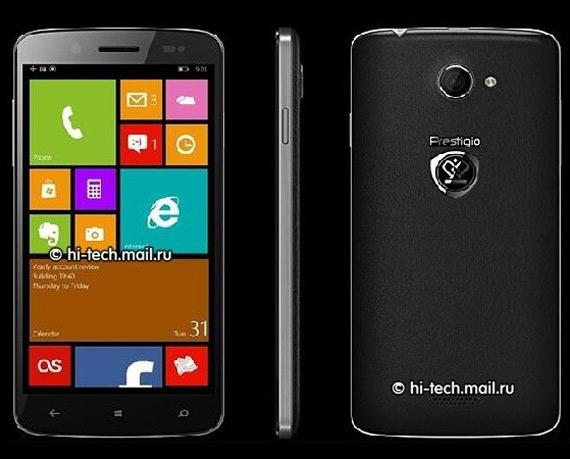 Prestigio MultiPhone PAP5507