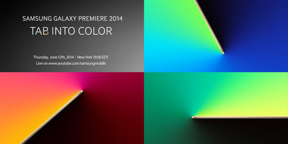 Samsung Galaxy Premier 2014 tablets
