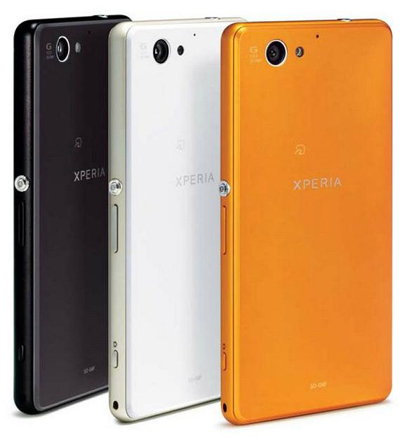 Sony Xperia A2 Japan