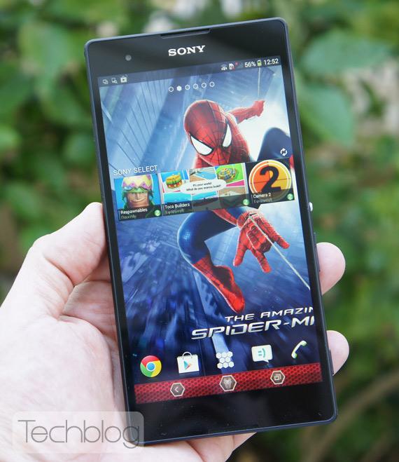 Sony Xperia T2 Ultra TechblogTV