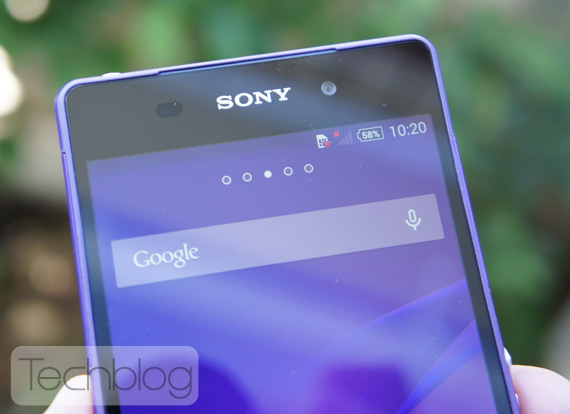 Sony Xperia Z2 hands-on Techblog