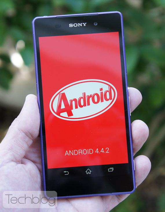 Sony Xperia Z2 hands-on Techblog