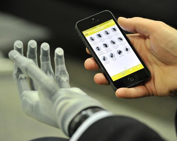Touch Bionics i-limb Ultra Revolution