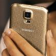 Samsung Galaxy S5 χρυσό χρώμα