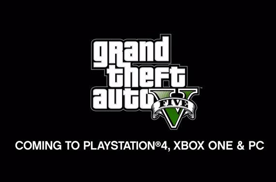 GTA V next gen and PC