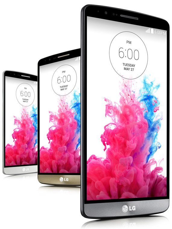 LG G3 revealed