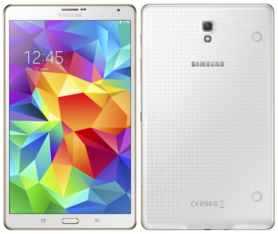 Samsung Galaxy Tab S 8.4 revealed