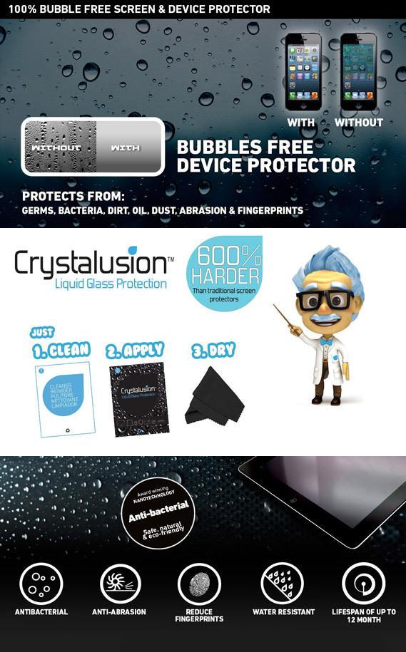 Crystalusion