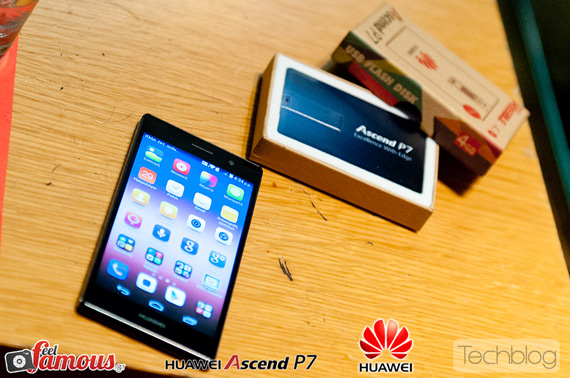 Techblog Workshop με το Huawei Ascend P7