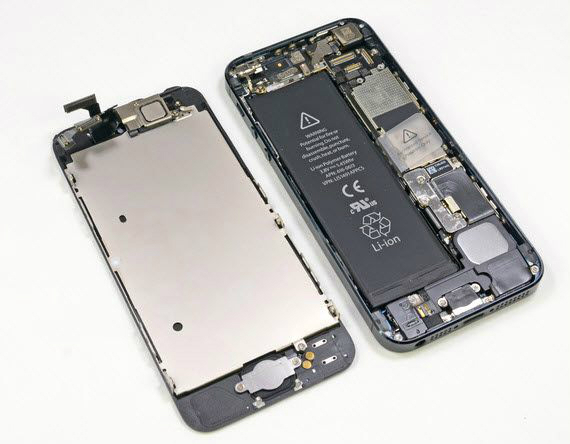 apple battery 570