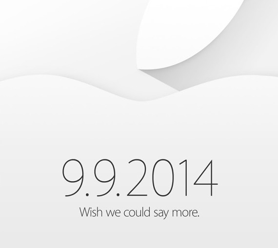 Apple iPhone 6 event teaser